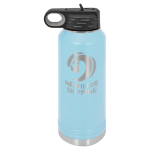 32 oz. Polar Camel Water Bottle - Light Blue Gift Items
