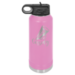 32 oz. Polar Camel Water Bottle - Light Purple Gift Items