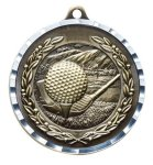 Diamond Cut Medal - Golf Golf Medals
