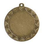 Iron Blank Medal Custom Disc Holder - 2.75  Golf Medals
