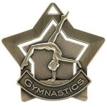 Gymnastics - Star Medallion Gymnastics Award Trophies