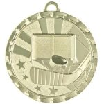 Bright Medal - Hockey Hockey Medals