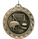 Hockey - Spinner Medallion Hockey Medals
