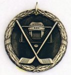 Hockey - XR Medallion Hockey Medals
