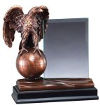 American Hero Collection - Eagle Jade Glass Awards
