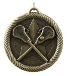 Lacrosse - Value Star Medal Lacrosse Award Trophies