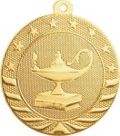 Starbrite 2.75 Medal - Lamp of Knowledge Lamp of Knowledge Awards