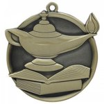 Lamp of Knowledge - Mega Medal Lamp of Knowledge Awards