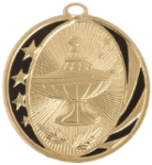 MidNite Star Medal - Lamp of Knowledge Lamp of Knowledge Awards