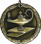 Lamp of Knowledge - XR Medallion Lamp of Knowledge Awards