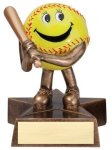 Softball - Lil' Buddy Resin Award Lil' Buddy's
