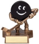 Hockey - Lil' Buddy Resin Award Lil' Buddy's