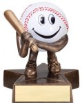 Baseball - Lil' Buddy Resin Award Lil' Buddy's