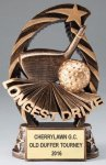 Golf - Longest Drive - Running Star Series Longest Drive - Closest to the Pin - Putting Award