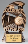 Golf - Closest to the Pin - Running Star Series Longest Drive - Closest to the Pin - Putting Award