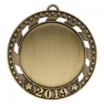2.75 Stars and Stripes 2019 Custom Disc Holder  Medals | Custom Disc