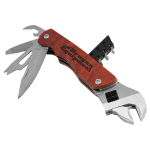 Wrench Multi-Tool with Wood Handle/Bag Misc Items