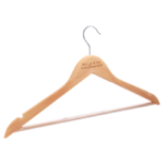 Solid Maple Clothes Hanger Misc Items