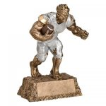 Monster Football Resin Trophy Monster Awards