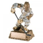 Monster Hockey Resin Trophy Monster Awards