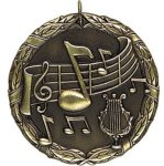 Music - XR Medallion Music Awards and Medals