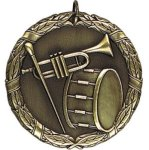 Band - XR Medallion Music Awards and Medals