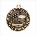 Band - Scholastic Medal Series Music Awards and Medals