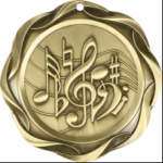 Music - Fusion Medal Music Medals