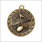 Music - Scholastic Medal Series Music Medals