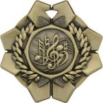 Music - Imperial Medal Series Music Medals