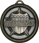 Good Citizen - Value Star Medal Patriotic and Military