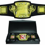 Championship Victory Award Belt   Perpetual Trophies - Football