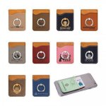 Phone Wallet with Ring Phone and Pen Cases