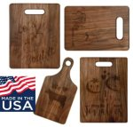 Walnut Cutting Board Picture Frames and Gifts