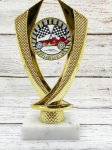 Falcon 2 Pinewood Insert Holder Pinewood Derby Individual Trophy/Award