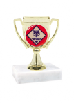 Pinewood Derby - Victory Cup Mylar Holder Pinewood Derby Individual Trophy/Award