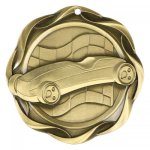 Pinewood Derby - Fusion Medal Pinewood Derby Medals