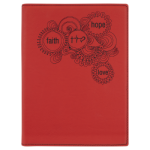 Portfolio with Notepad - Medium Pink Gift Items and Awards