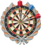 Darts Plaque with Full Color Mount Plaques | Economy