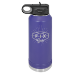 32 oz. Polar Camel Water Bottle - Purple Purple Gift Items and Awards