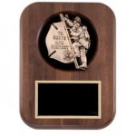 Fireman To Serve and Protect  - American Tribute Series Relief Cast Plaques