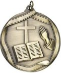 Religion - Ribbon Medallion Religion