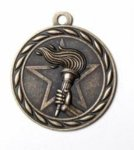 Victory Torch - Scholastic Medal Series Scholastic Medals