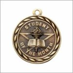 Student of the Month - Scholastic Medal Series Scholastic Medals