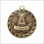 Attendance - Scholastic Medal Series Scholastic Medals