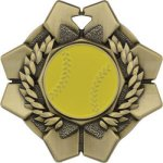 Softball - Imperial Medal Series Softball Medals