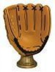 Sport Ball Trophy - Full Color Baseball Sport Ball Awards