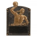 Water Polo (Male) - Legends of Fame Resin    Sport Stars