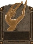 Dance - Legends of Fame Resin Sport Stars