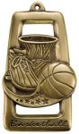 Basketball - Star Blast Series Medal Star Blast Medallion
